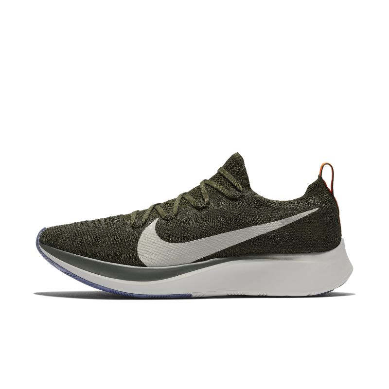 Chaussure de running Nike Zoom Fly Flyknit pour Homme - Olive