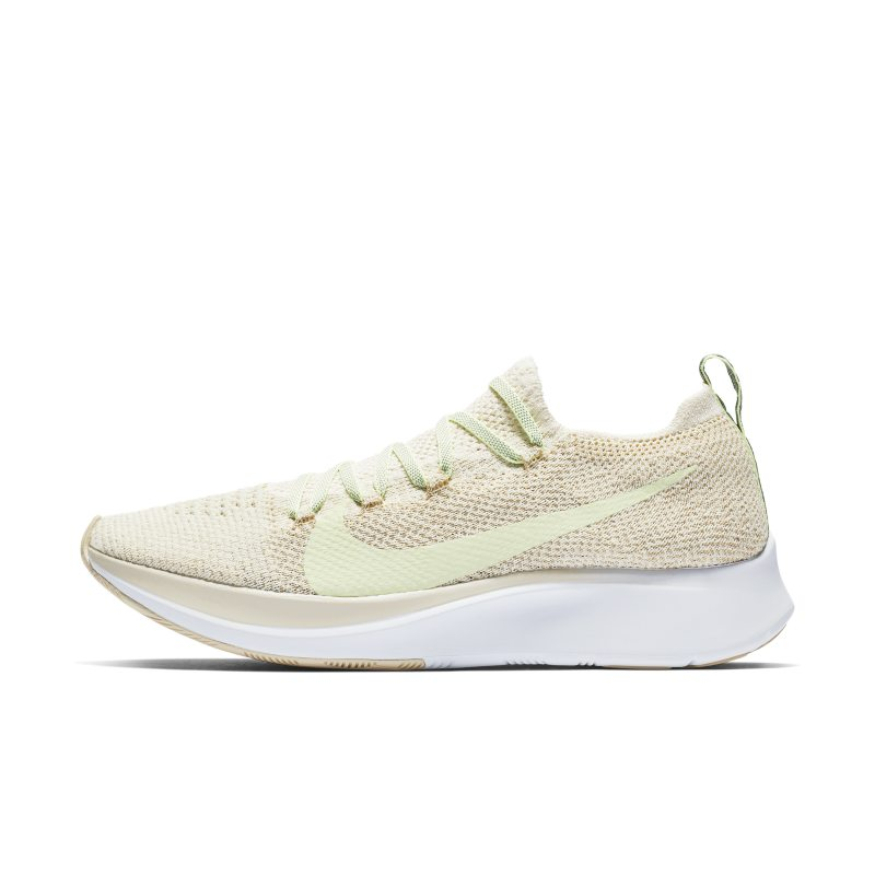Nike Zoom Fly Flyknit Women's Running Shoe - Cream