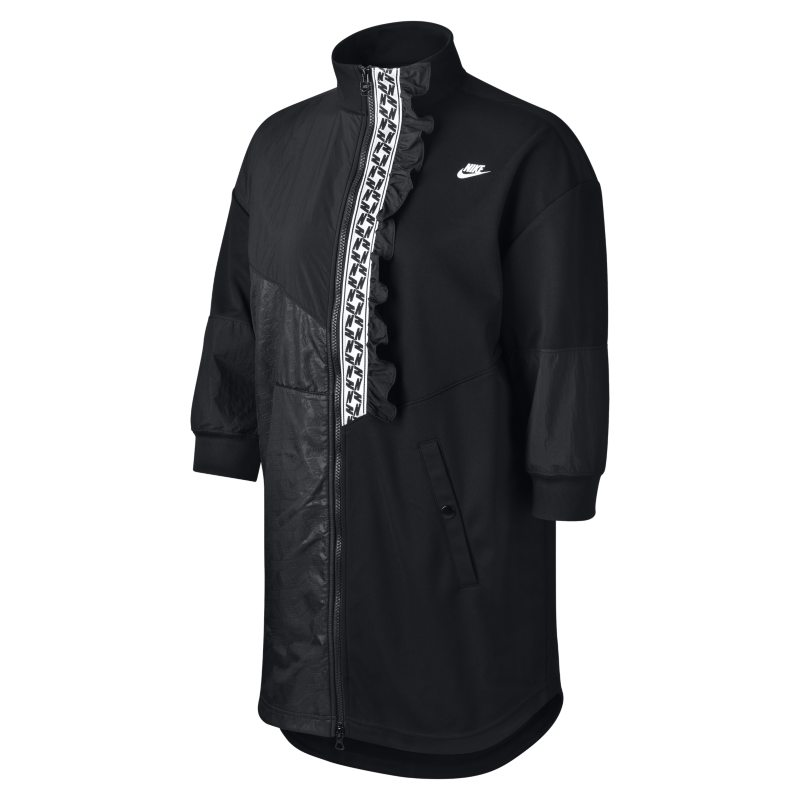 Nike Sportswear Women's Full-Zip Track Jacket - Black