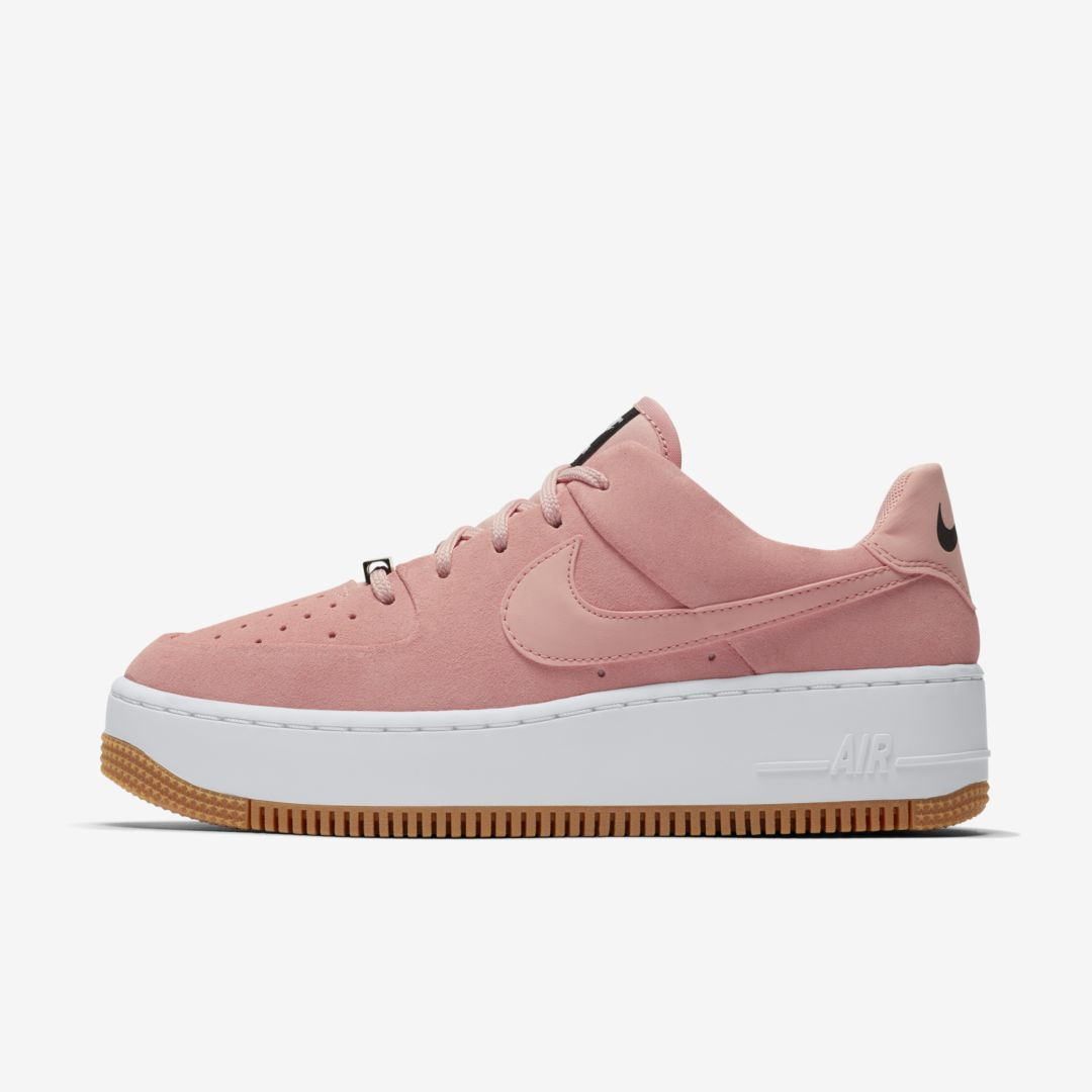 Nike Air Force 1 Sage Low Women's Shoe In Coral Stardust