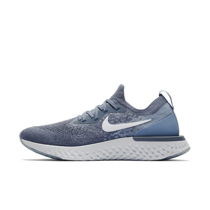 Nike Epic React Flyknit Women's Running Shoe - Blue