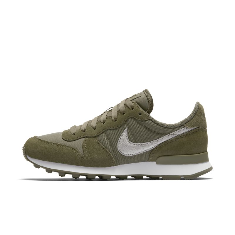 Image of Scarpa Nike Internationalist Glitter - Donna - Olive