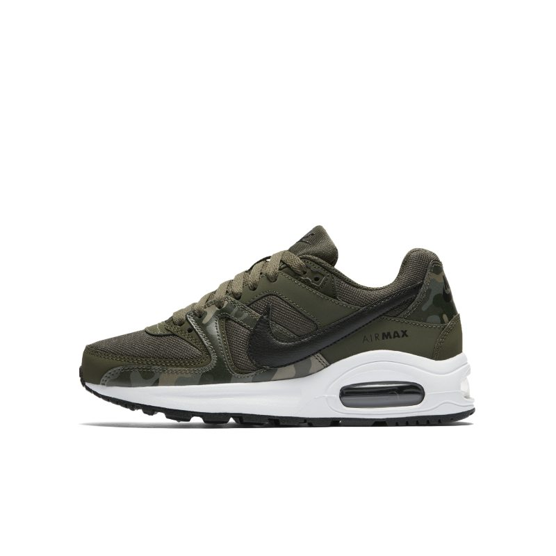 Nike Air Max Command Older Kids' Shoe - Olive