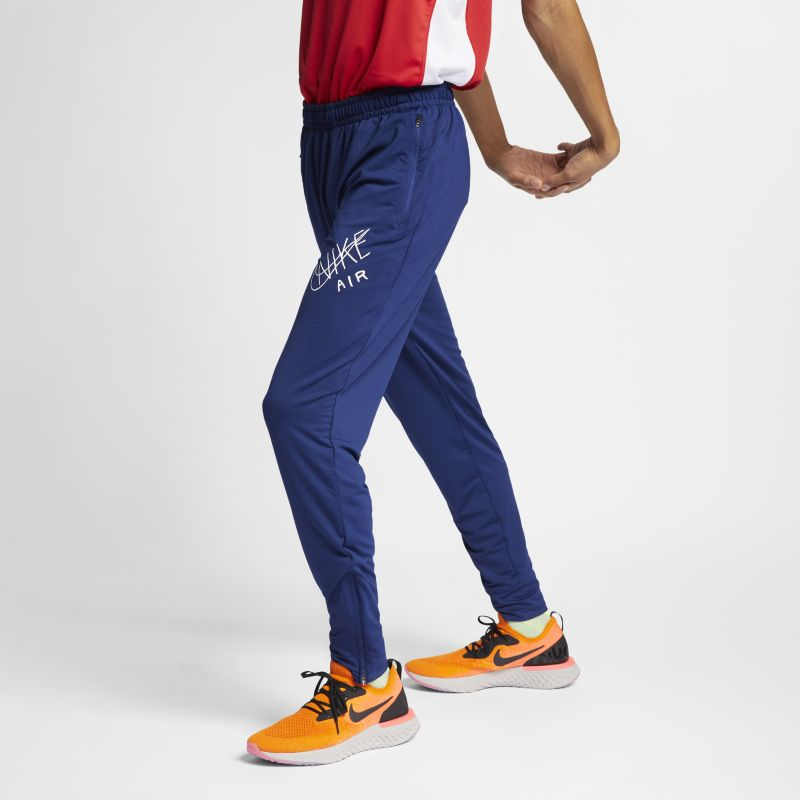 Nike Essential Men's Knit Running Trousers - Blue