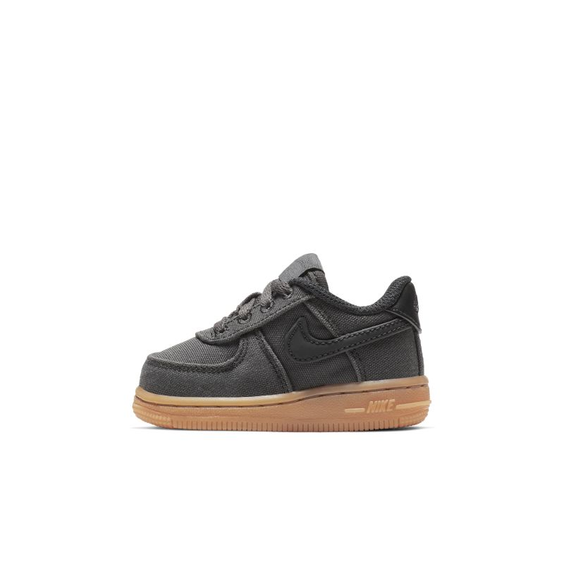 Nike Air Force 1 LV8 Style Baby/Toddler Shoe - Black