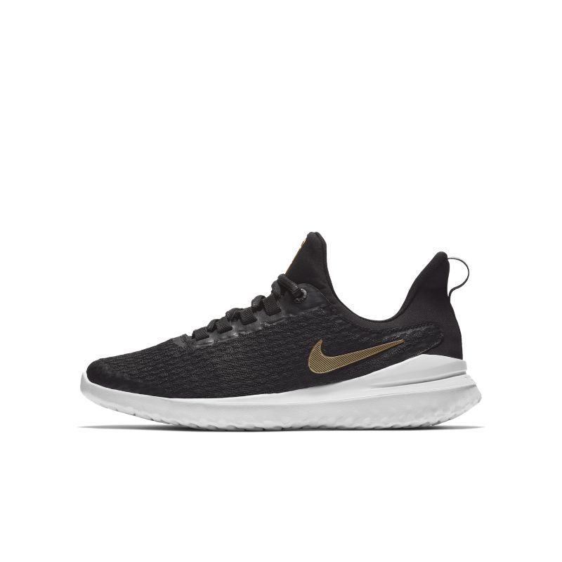 Nike Renew Rival Shield Older Kids' Running Shoe - Black