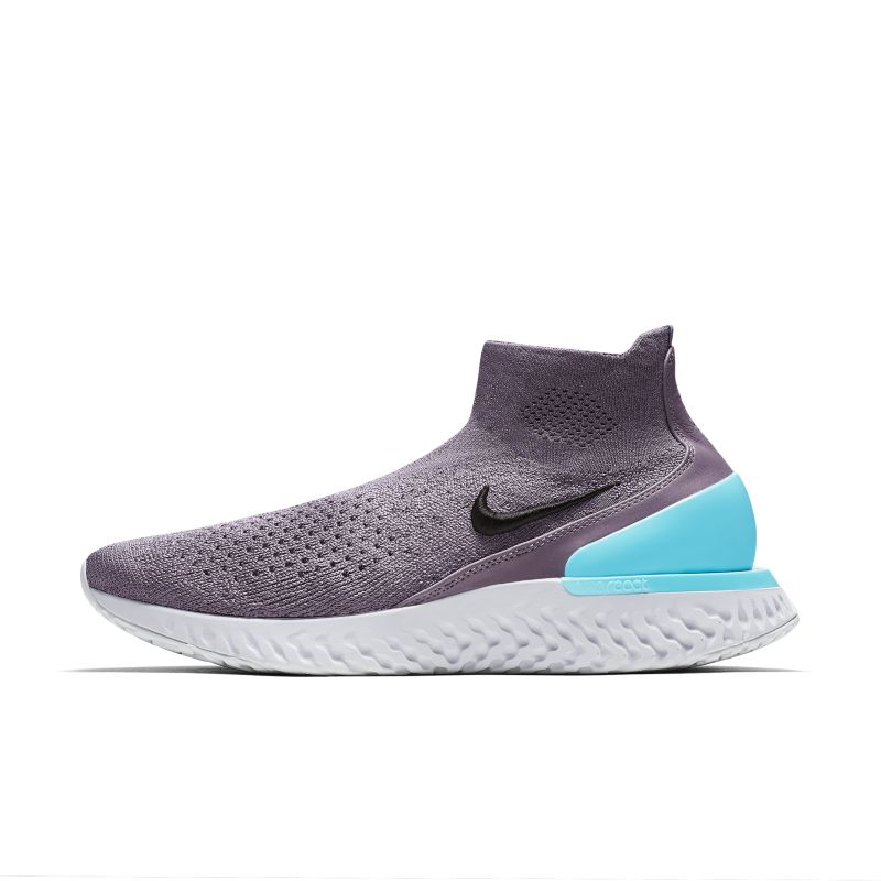 Chaussure de running Nike Rise React Flyknit pour Homme - Gris