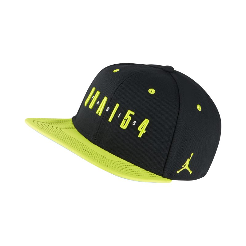 Jordan Quai 54 Snapback Adjustable Hat - Black