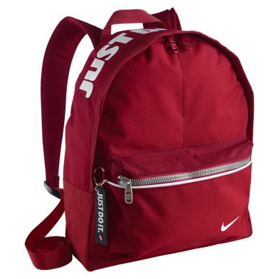 09a3df648351e Nike Fundamentals Just Do It Mini Backpack on PopScreen