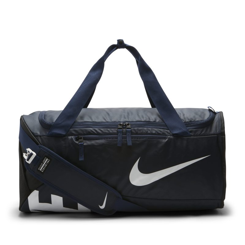 Nike Alpha Adapt Cross Body (Medium) Duffel Bag - Blue