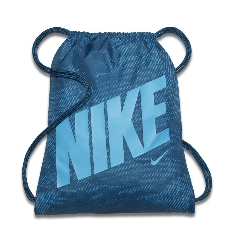 Nike Graphic Kids'Gymsack - Blue