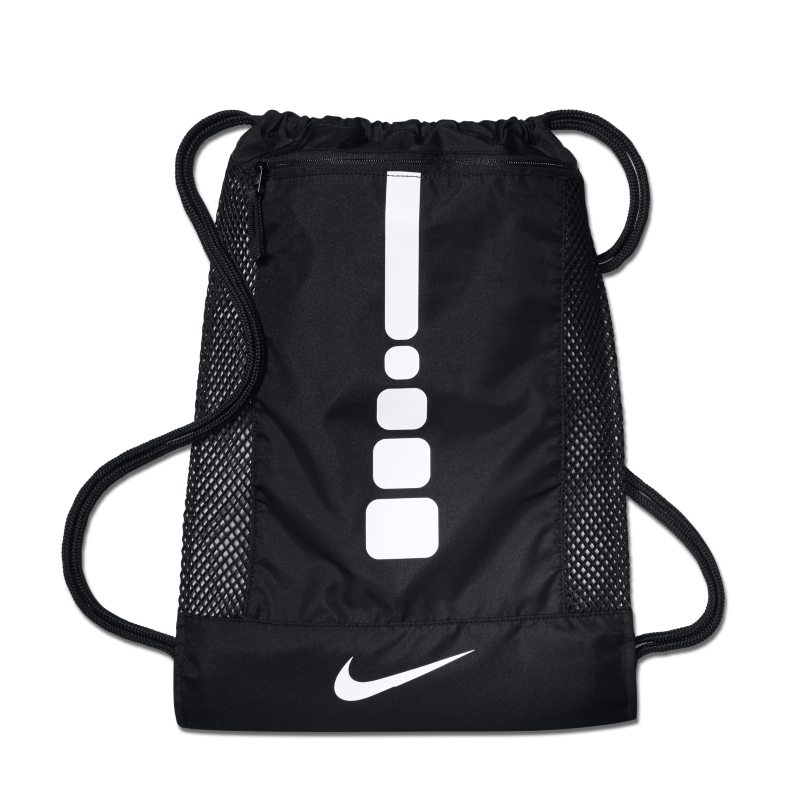 Nike Hoops Elite Basketball Gymsack - Black
