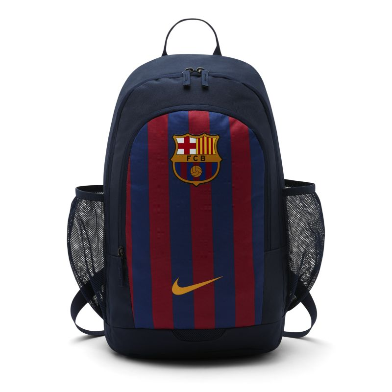 FC Barcelona Stadium Football Backpack - Blue