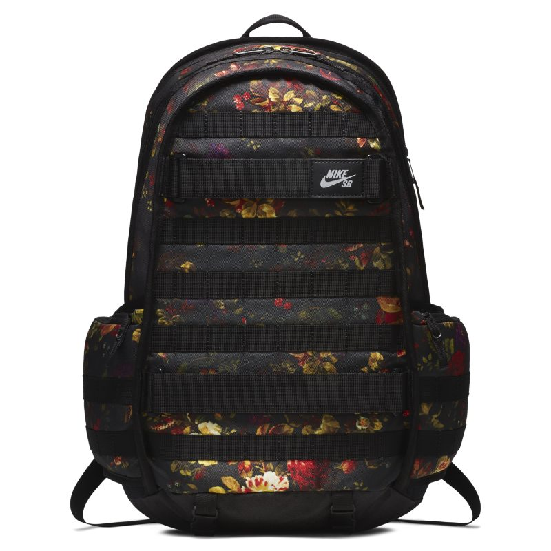 Nike SB RPM Graphic Skateboarding Backpack - Black