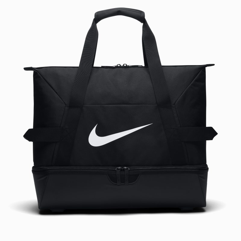 Nike Academy Team Hardcase (Medium) Football Duffel Bag - Black