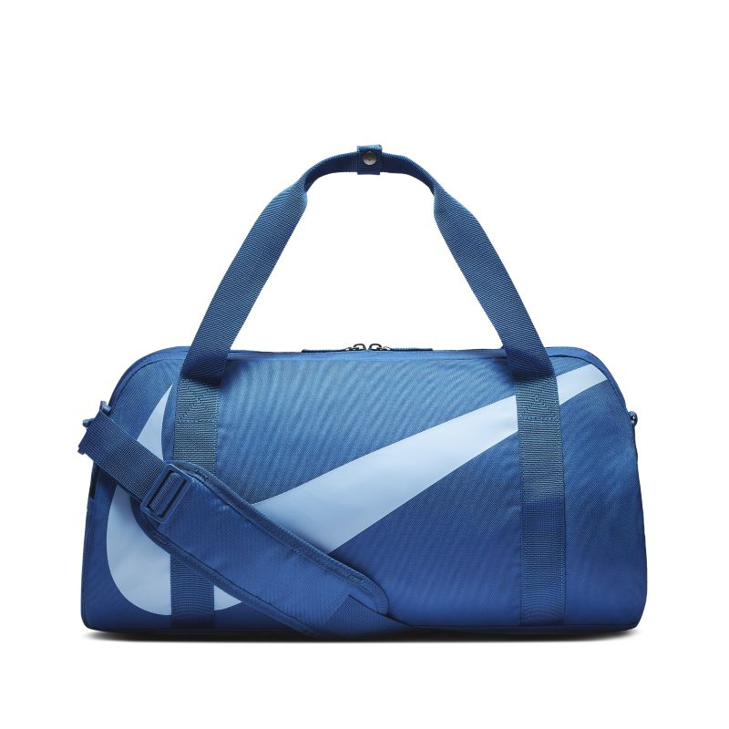 Nike Gym Club Kids' Duffel Bag - Blue