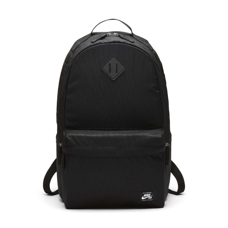 Nike SB Icon Skateboarding Backpack - Black