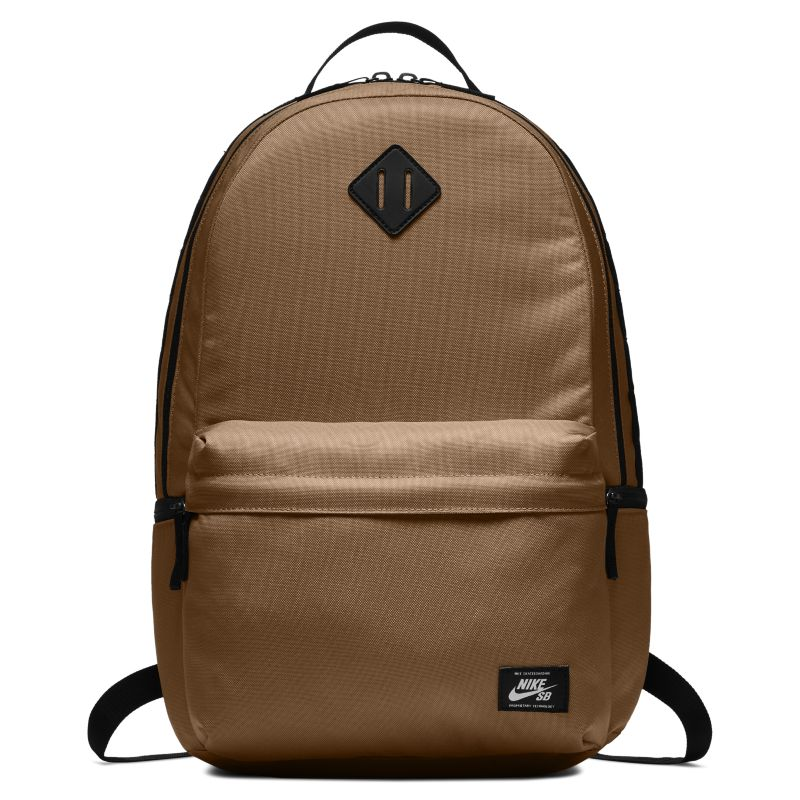 Nike SB Icon Skateboarding Backpack - Brown