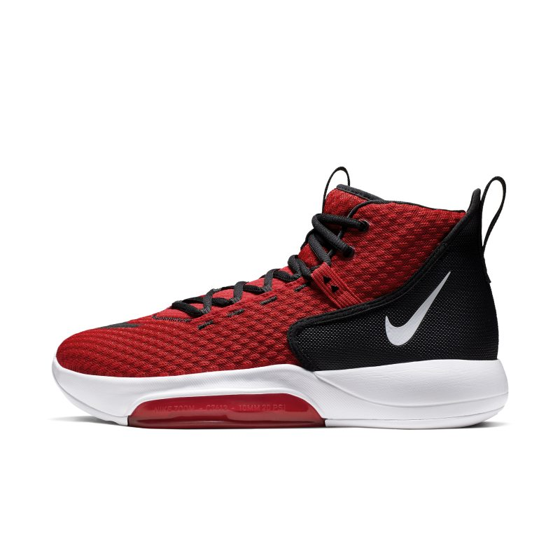 Nike Zoom Rize (Team) Basketball Shoe – Red