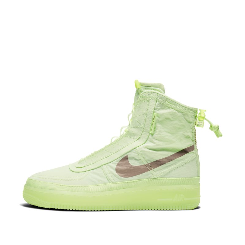 Nike Air Force 1 Shell Zapatillas - Mujer - Verde