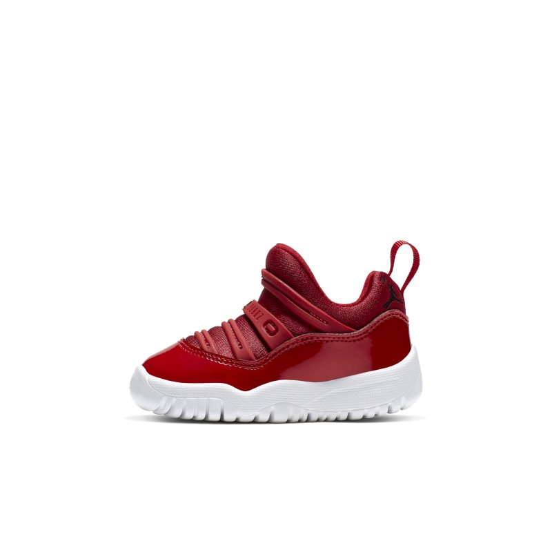 Air Jordan 11 Retro Little Flex Zapatillas - Bebé e infantil - Rojo