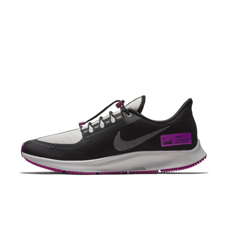 Image of Scarpa da running Nike Air Zoom Pegasus 35 Shield NRG Water-Repellent - Donna - Nero