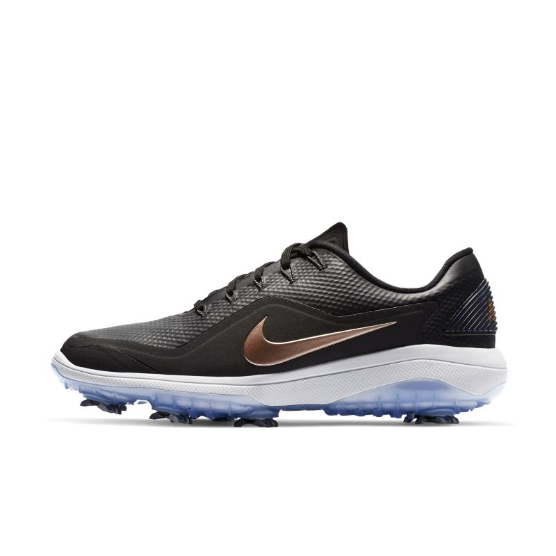 Image of Scarpa da golf Nike React Vapor 2 - Donna - Nero