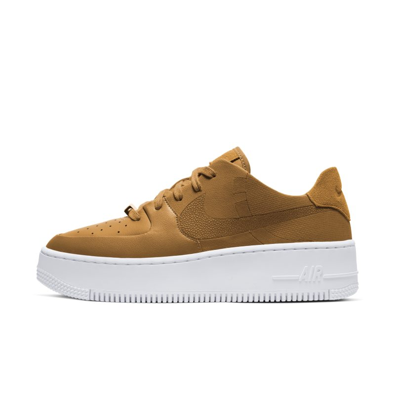 Nike Air Force 1 Sage Low LX Zapatillas - Mujer - Marrón