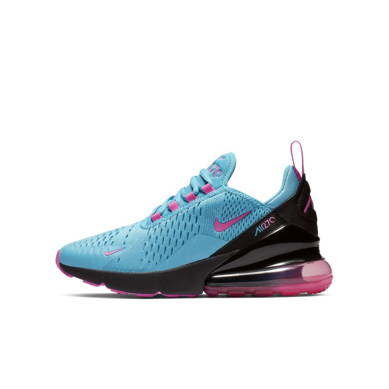 Image of Scarpa Air Max 270 - Ragazzi - Blu