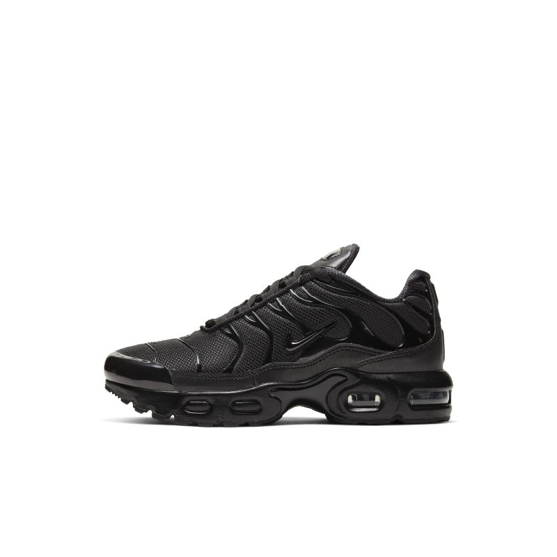 Nike Air Max Plus Younger Kids' Shoe - Black