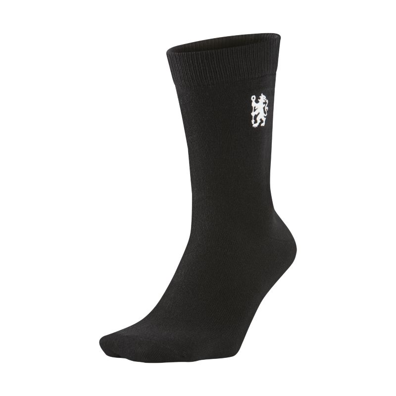Chelsea FC Core Lion Socks - Black
