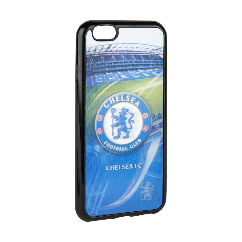 Chelsea FC iPhone(r) 6 Phone Case - Blue