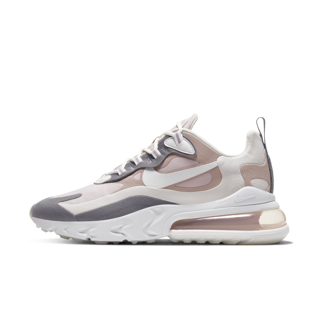Nike Air Max 270 React Women S Shoe In Pink Modesens