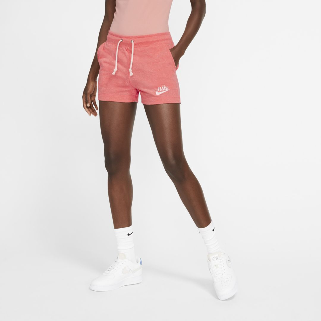Nike Cottons SPORTSWEAR WOMEN'S SHORTS