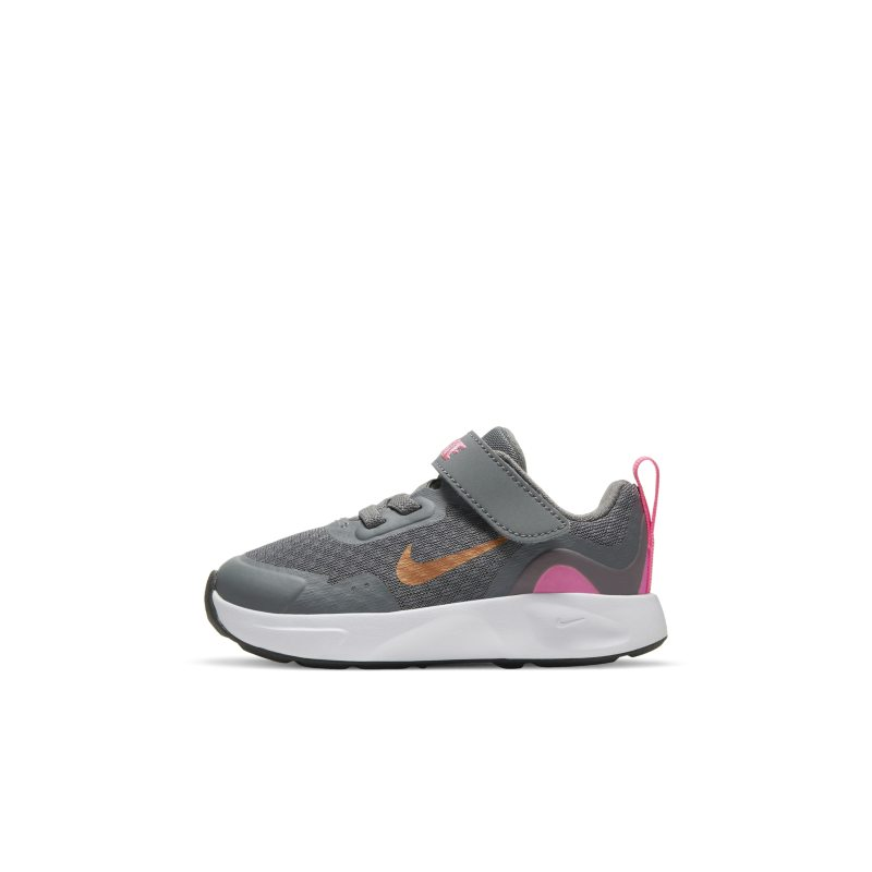 Nike WearAllDay Baby and Toddler Shoe - Grey