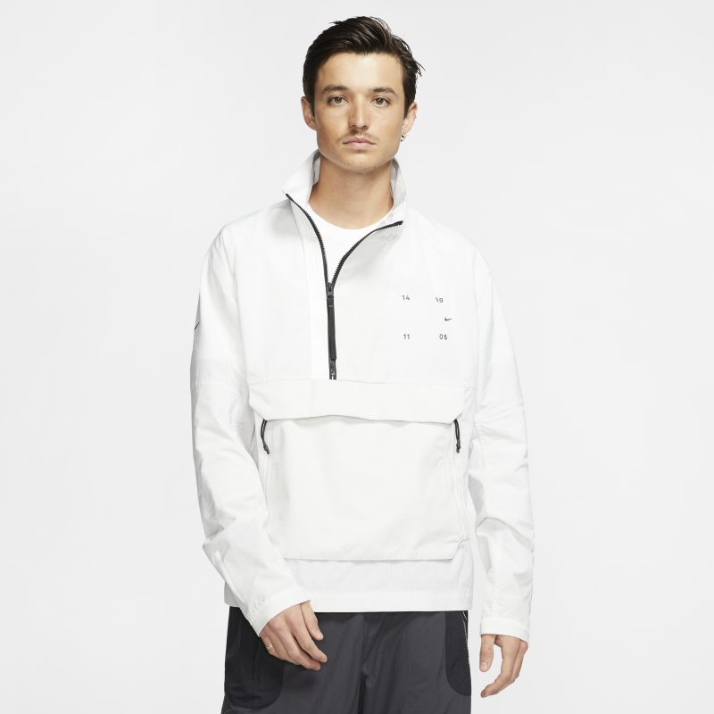 Nike Sportswear Tech Pack Men's Woven Jacket - Silver
