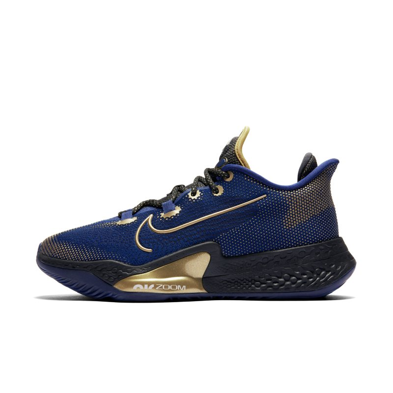 Nike Air Zoom BB NXT Basketbalschoen - Blauw