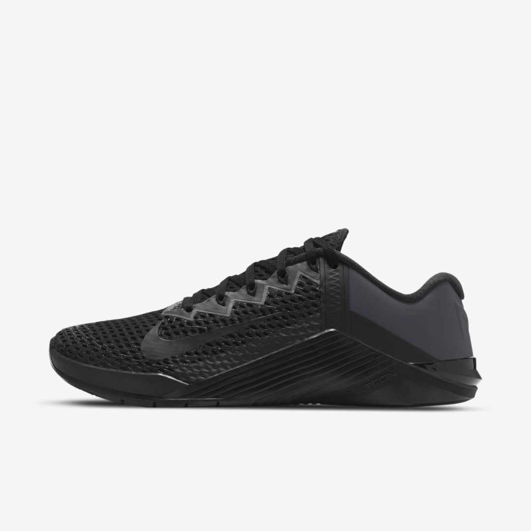 NIKE METCON 6 MEN'S TRAINING SHOE (BLACK)