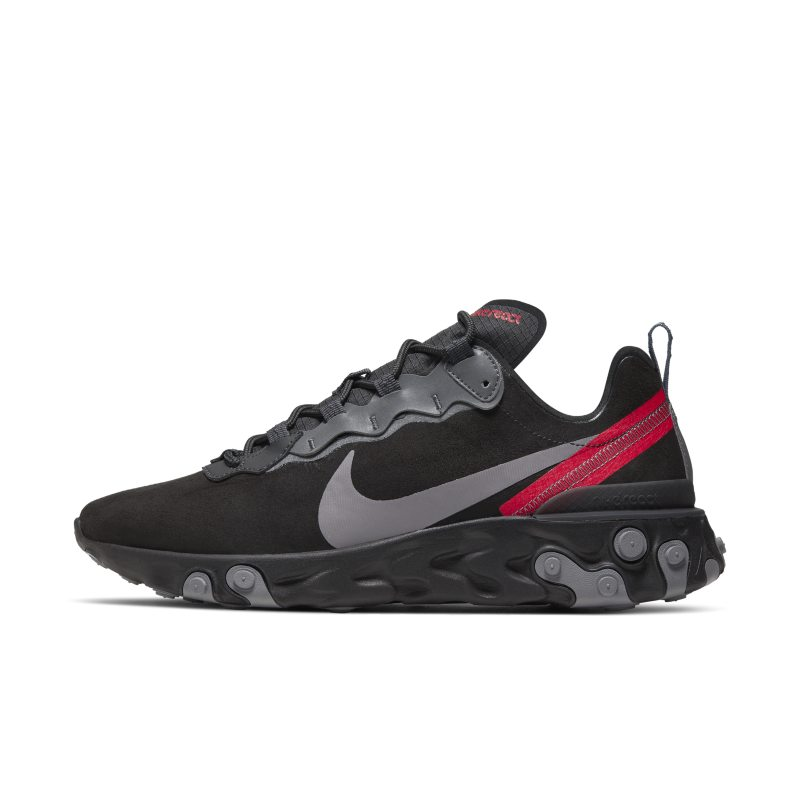 Nike React Element 55 Men's Shoe – Black