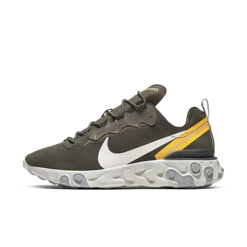 Nike React Element 55 Men's Shoe – Olive