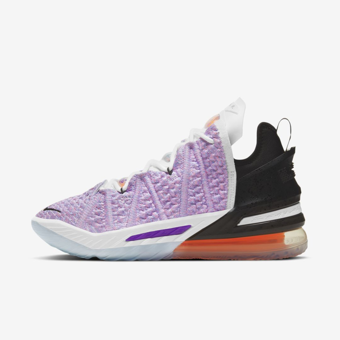 Nike LEBRON 18 BASKETBALL SHOE (MULTICOLOR)