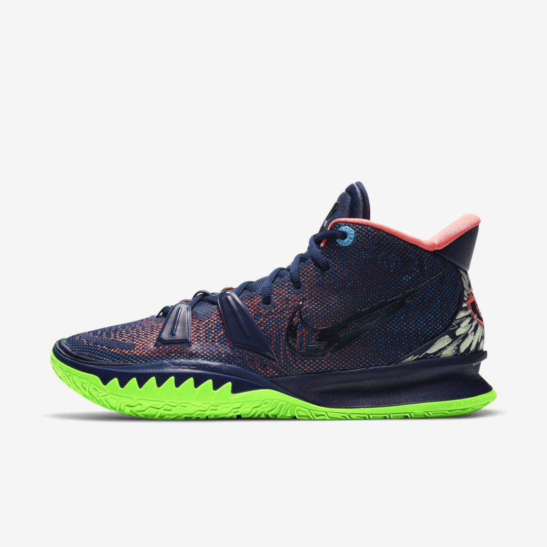 Nike KYRIE 7 BASKETBALL SHOE (MIDNIGHT NAVY)