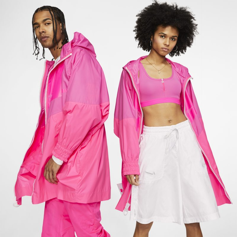 Nike Sportswear NSW Windrunner Full-Zip Jacket - Pink