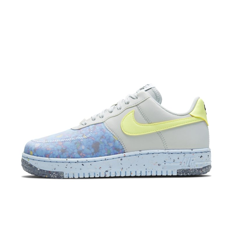 Nike Air Force 1 Crater Zapatillas - Mujer - Gris