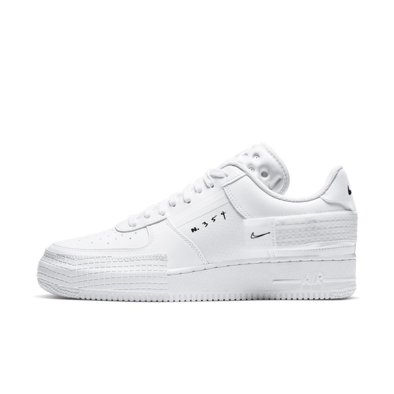 Nike Air Force 1 Type-2 Zapatillas - Hombre - Blanco