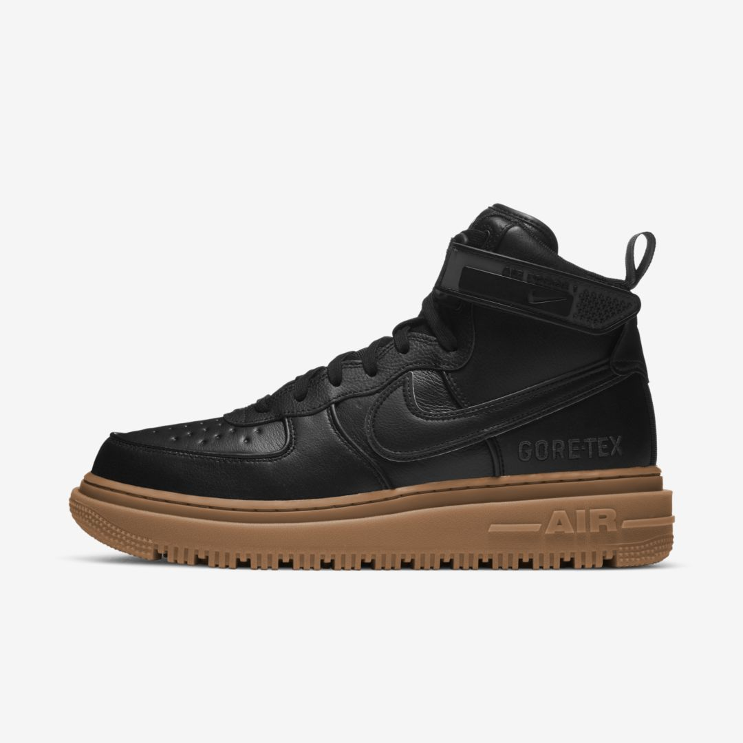 Nike Leathers AIR FORCE 1 GTX BOOT BOOT (BLACK)