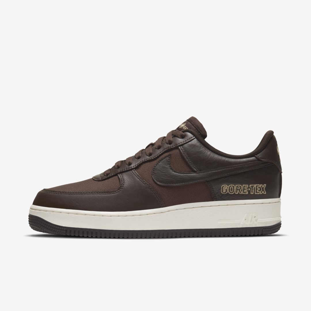 Nike Canvases AIR FORCE 1 GTX MEN'S SHOE (BAROQUE BROWN)