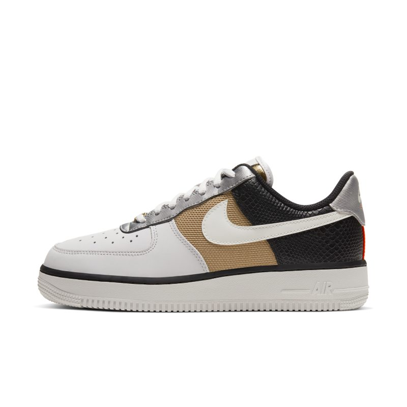 Nike Air Force 1'07 Zapatillas - Mujer - Gris