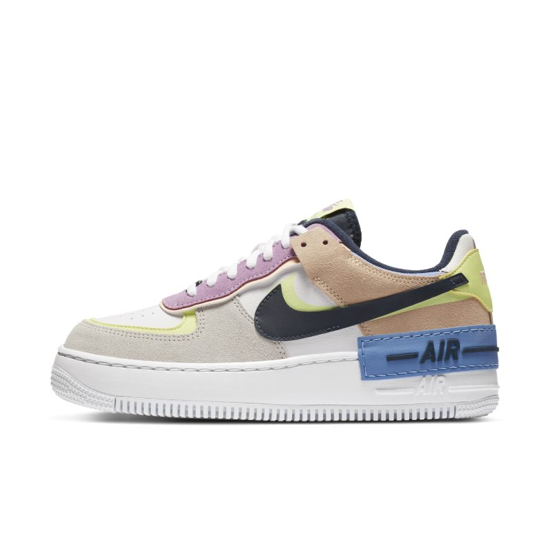 Nike Air Force 1 Shadow Zapatillas - Mujer - Gris