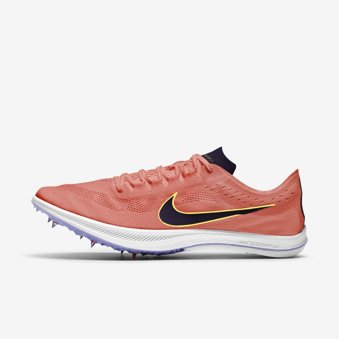 Nike Shoes ZOOMX DRAGONFLY RACING SPIKE (BRIGHT MANGO)